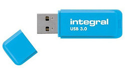 Integral Neon 16GB Blue (USB 3.0)