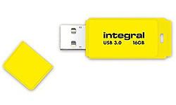 Integral Neon 16GB Yellow (USB 3.0)
