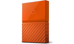 Western Digital My Passport 4TB Orange