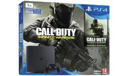 Sony PlayStation 4 Slim 1TB + CoD: Modern Warfare