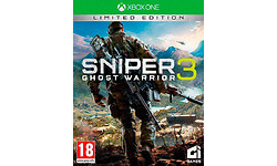 Sniper: Ghost Warrior 3, Limited Edition (Xbox One)