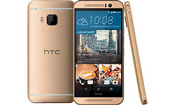 HTC One M9 Prime Gold