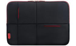 """Samsonite Airglow Sleeve 14,1"""" Black/Red"""