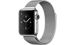 Apple Watch Series 2 42mm Silver Sport Band Silver
