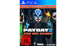 Payday 2: The Big Score (PlayStation 4)