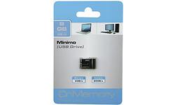 CnMemory Minimo 8GB Black