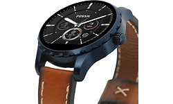 Fossil Q Marshal 45mm Blue/Leather
