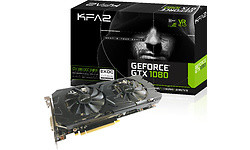 KFA2 GeForce GTX 1080 EX OC Sniper 8GB