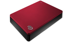 Seagate Backup Plus Portable 5TB Red