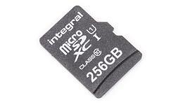 Integral MicroSDXC UHS-I 256GB