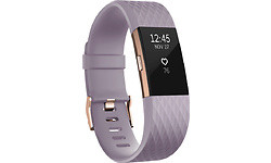 Fitbit Charge 2 Special Edition Large Purple