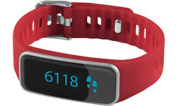 Medisana Vifit Touch Activity Tracker Red