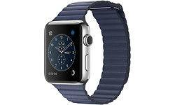 Apple Watch Series 2 42mm Large Midnight Blue