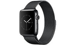 Apple Watch Series 2 38mm Milanese Black