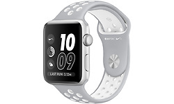 Apple Watch Nike+ 42mm Silver