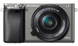 Sony Alpha 6000 16-50 kit Grey
