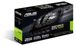 Asus GeForce GTX 1050 Phoenix 2GB