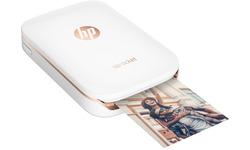 HP Sprocket Mobile Photo Printer White