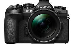 Olympus OM-D E-M1 Mark II 12-40 kit Black