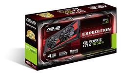Asus GeForce GTX 1050 Ti OC 4GB