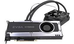EVGA GeForce GTX 1070 Hybrid Gaming 8GB