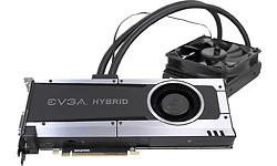 EVGA GeForce GTX 1080 Hybrid Gaming 8GB