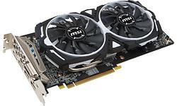 MSI Radeon RX 480 Armor OC 8GB