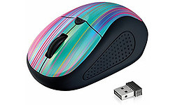 Trust Primo Wireless Mouse Rainbow