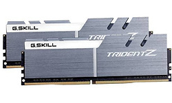 G.Skill Trident Z White/Silver 16GB DDR4-4000 CL19 kit