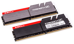 G.Skill Trident Z Silver/Red 16GB DDR4-4000 CL19 kit