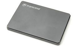Transcend StoreJet 25C3 2TB Iron Grey