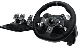 Logitech G920 Steering Wheel Starlight
