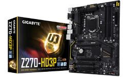 Gigabyte Z270-HD3P