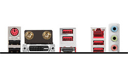 MSI H270I Gaming Pro AC