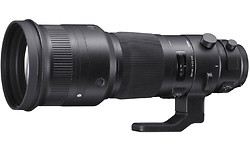 Sigma 500mm f/4 DG OS HSM Sports Canon