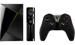 Nvidia Shield TV 16GB (2017) Remote + Game Controller