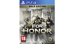For Honor Gold Edition (PlayStation 4)