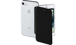 Hama Booklet Clear iPhone 7 Black