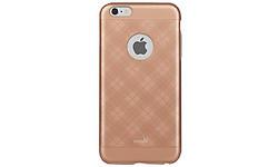 Apple Moshi iGlaze Slim Hard Shell Case for iPhone 6/6S Tartan Rose