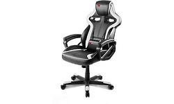 Arozzi Milano Gaming Chair Black/White