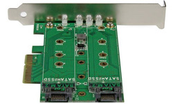 StarTech.com PEXM2SAT32N1
