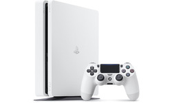 Sony PlayStation 4 Slim White