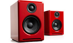 Audioengine A2+ Red