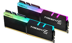 G.Skill Trident Z RGB 32GB DDR4-3600 CL17 kit