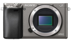 Sony Alpha 6000 Grey