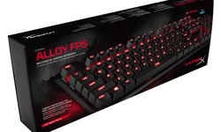 Kingston HyperX Alloy FPS USB Black (DE)