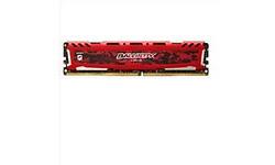 Crucial Ballistix Sport LT Red 4GB DDR4-2666 CL16