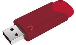 Emtec Click Fast B100 256GB Red