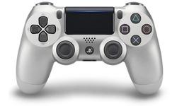Sony DualShock 4 Wireless Controller v2 Silver