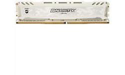 Crucial Ballistix Sport LT White 4GB DDR4-2666 CL16